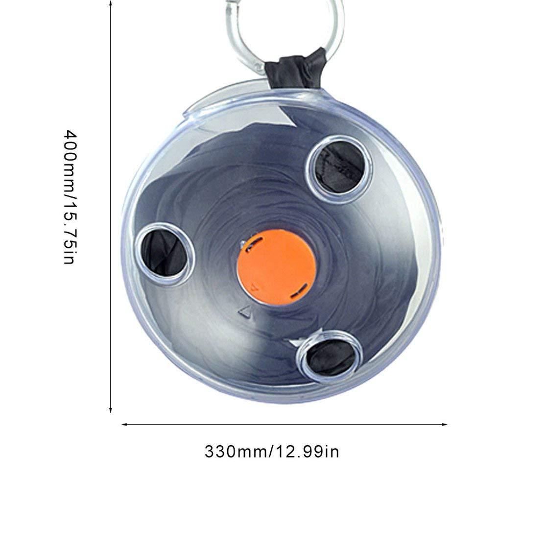Small Disc Shopping Storage Bag Portable Multi-purpose Large Space Single Shoulder Strap Ingenious Design