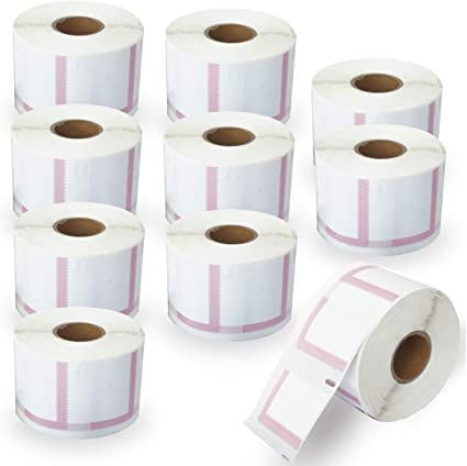 BPA Free! 1-5//8 x 1-1//4 Ships Fast 12 Rolls; 200 Labels per Roll of Compatible with DYMO 30915 Internet Postage Labels