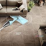 TQZY Spray Mop   Reusable Microfibre Pad with 500ml