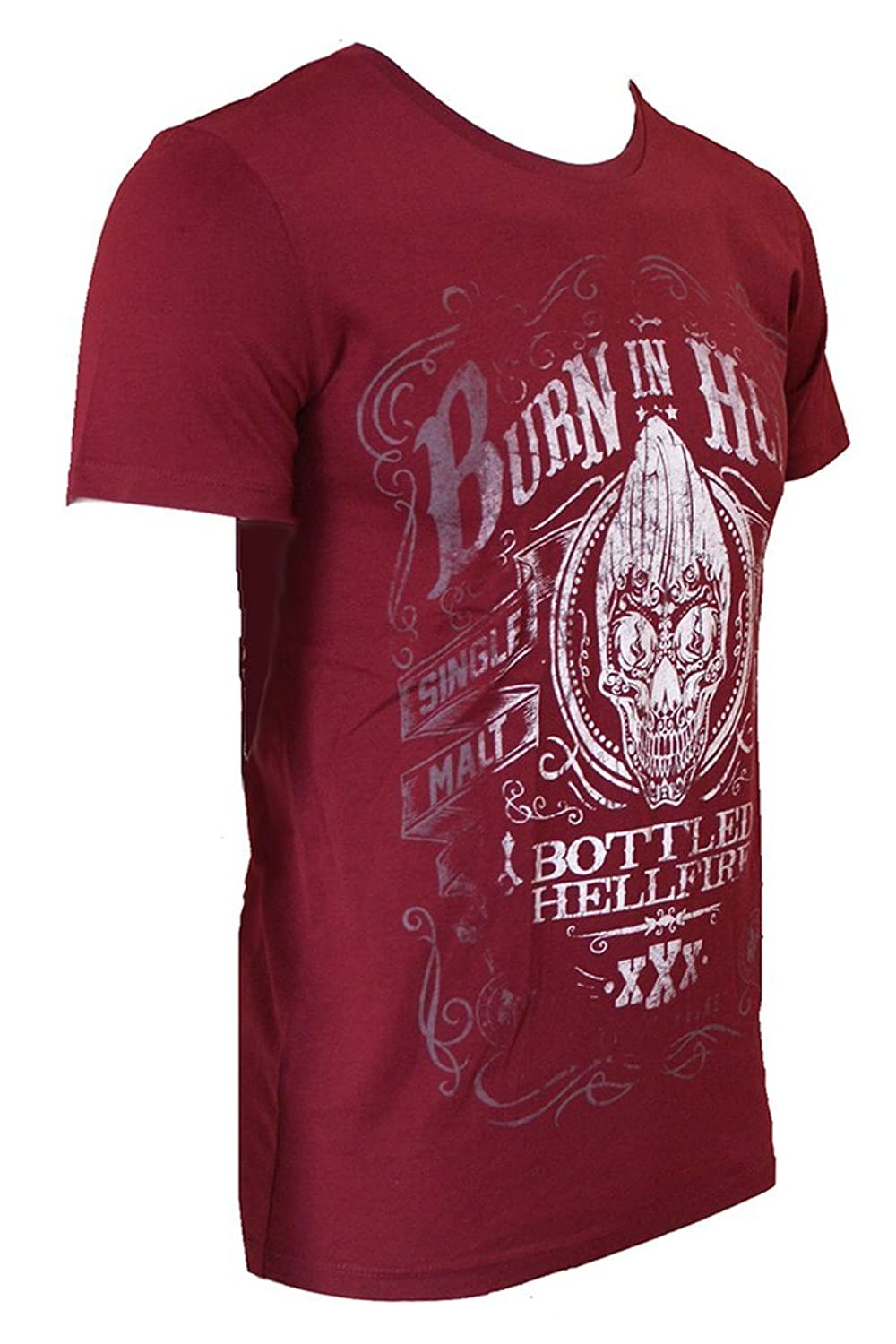 BURN IN HELL - Mens T-Shirt - Official Jacks Inn Merchandise