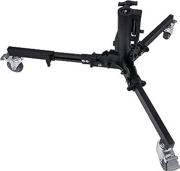 KS703411 Kupo 20in Master C-Stand with Sliding Leg Black