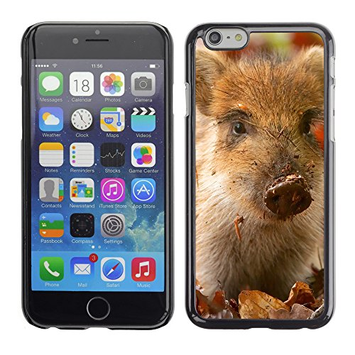 "Premio Sottile Slim Cassa Custodia Case Cover Shell // V00004024 sanglier porcelet // Apple iPhone 6 6S 6G 4.7"""