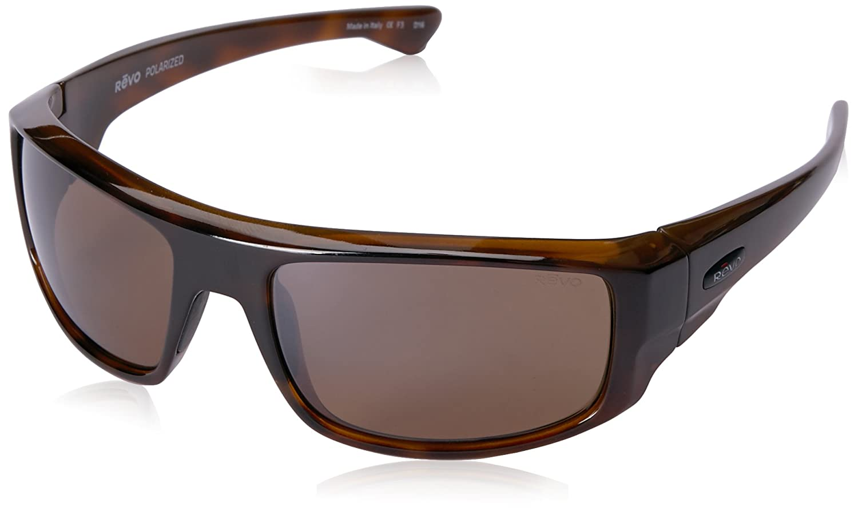 35c6358712 Revo Unisex Unisex RE 5006X Dash Wraparound Polarized UV Protection  Sunglasses  Amazon.in  Clothing   Accessories