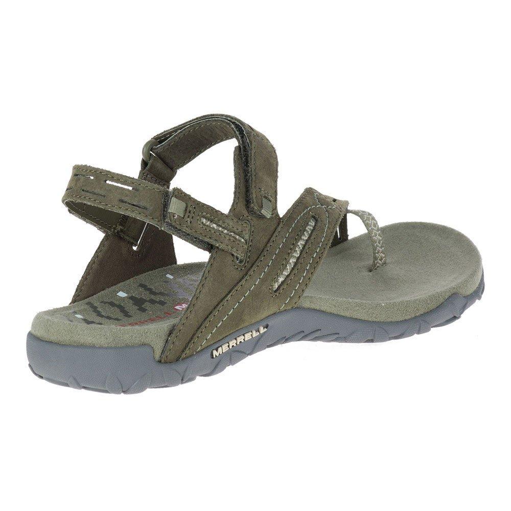 2521302fb48f Merrell Women s Terran Convert Ii T-Bar Sandals  Amazon.co.uk  Shoes   Bags