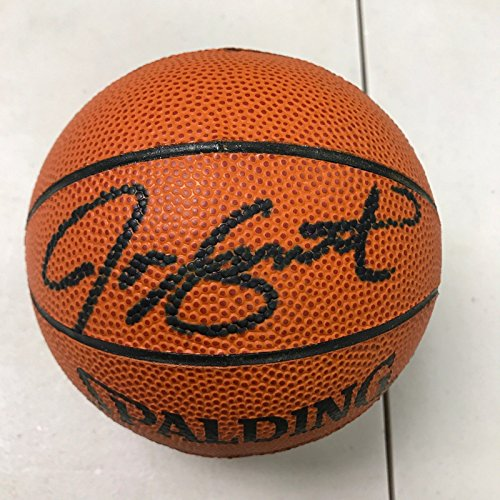 Joe Smith Signed Autographed Spalding Mini NBA Basketball Score Board COA