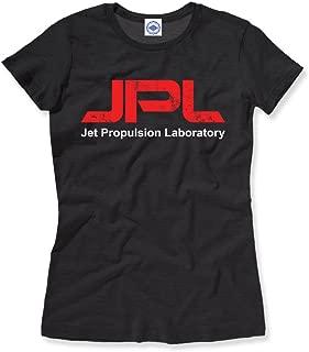 product image for Hank Player U.S.A. NASA/JPL (Jet Propulsion Laboratory) Logo Women's T-Shirt