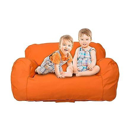 Amazon Com Livebest Kids Bean Bag Chair Self Rebound Sponge Double