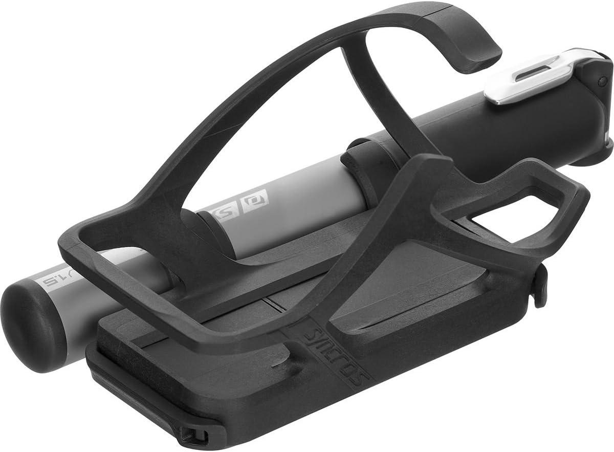 Werkzeug und Micro HV Pumpe Syncros Matchbox Tailor Cage L Flaschenhalter inkl