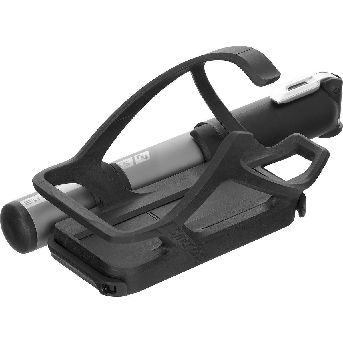 Syncros Matchbox Tailor Cage R Flaschenhalter inkl. Werkzeug und Mini HV 1.5 Pumpe