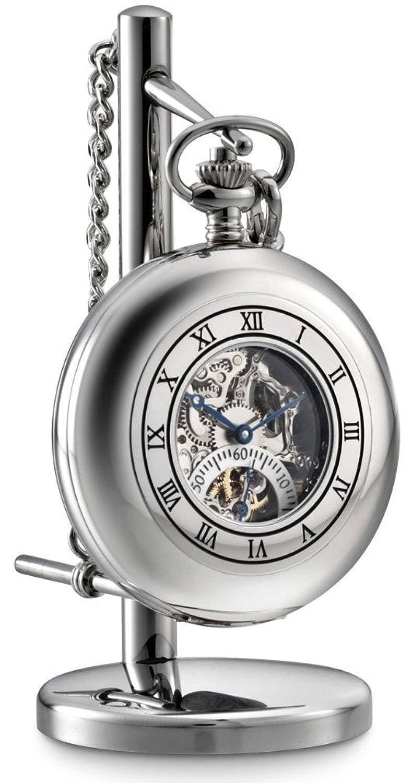 Skeletal Pocket Watch - Taschenuhr - Dalvey