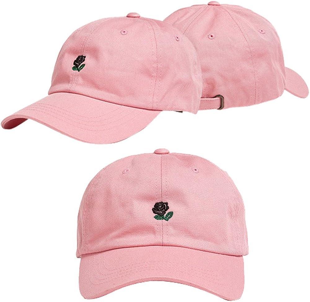 DEELIN Sombrero para Mujeres Hombre Bordado AlgodóN Gorra De ...