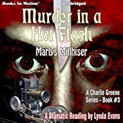 Murder in a Hot Flash: Charlie Greene, Book 3 | Marlys Millhiser