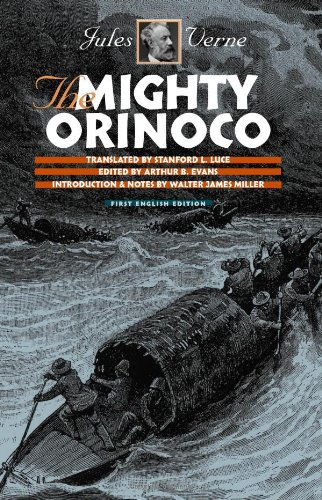 Book cover for The Mighty Orinoco