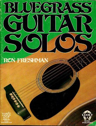 Bluegrass Guitar Solos