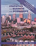 Statistics for Business and Economics, McClave, 0138402655