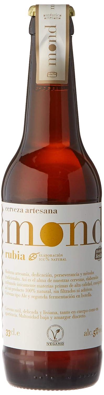 Cervezas Mond Cerveza Rubia - 12 Botellines: Amazon.es ...