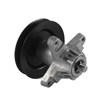 Amazon.com: MTD – 918 – 04474b Spindle Repuesto para césped ...
