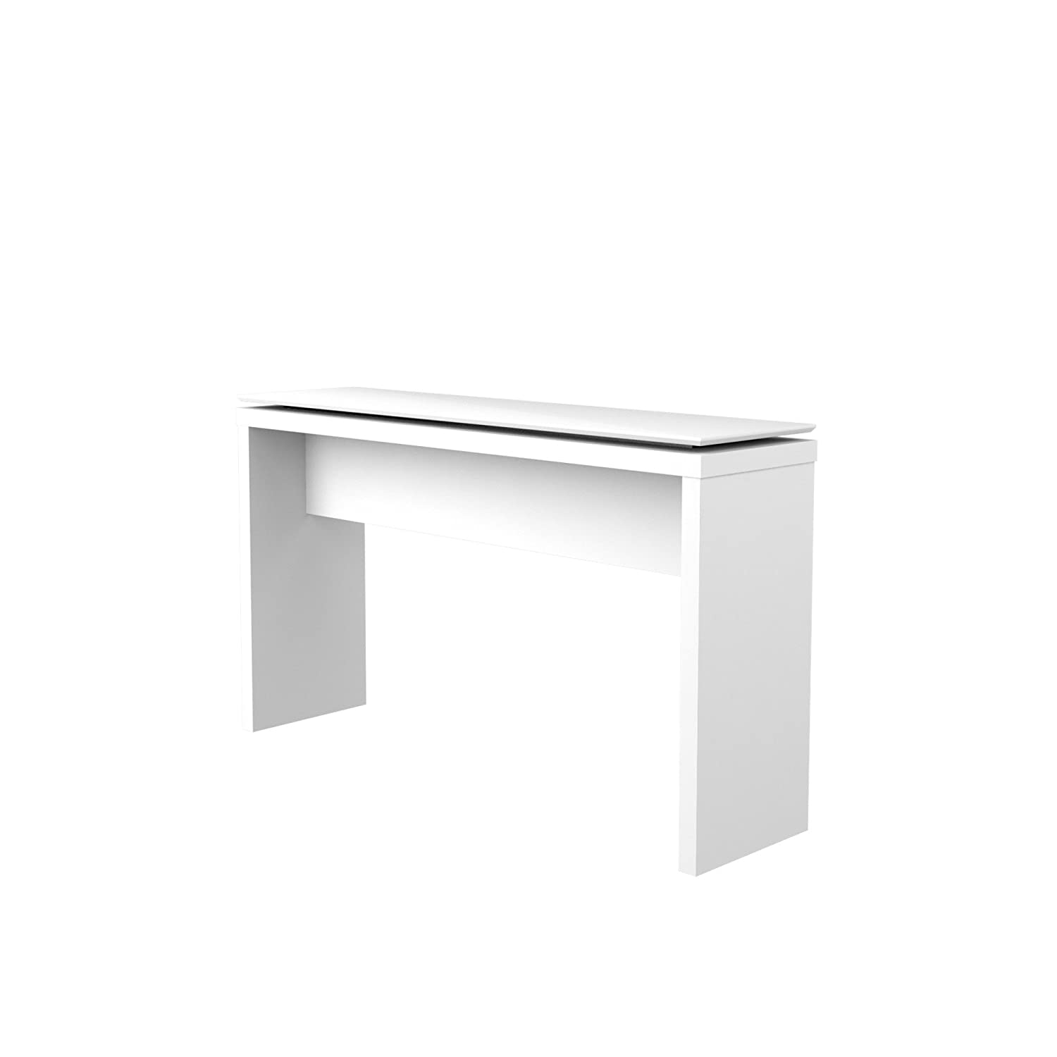 Manhattan Comfort Lincoln Entryway Sideboard, White Gloss
