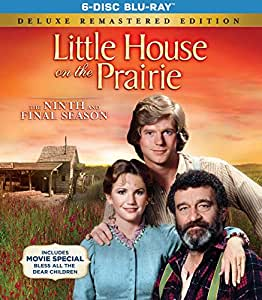 Little House on the Prairie: Season 9 [Blu-ray]