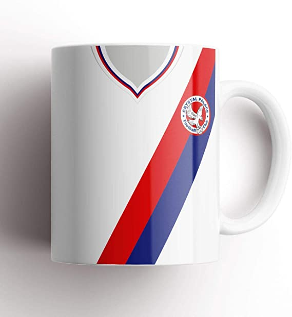 Official Crystal Palace 1978 Kit Mug