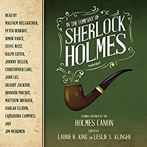 In the Company of Sherlock Holmes Audiobook
