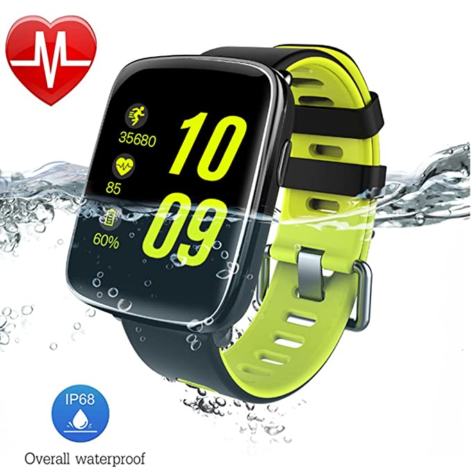 Asia Long IP68 resistente al agua Smart Watch Reloj ...