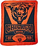 NFL Chicago Bears Marque Printed Fleece