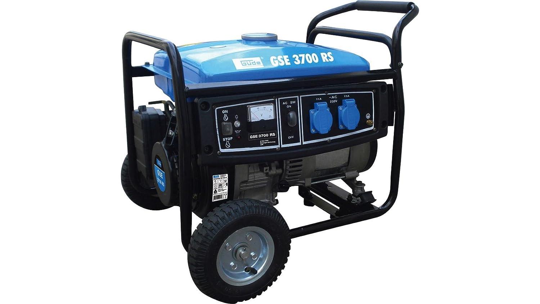 GÜDE Stromerzeuger GSE 3700 RS