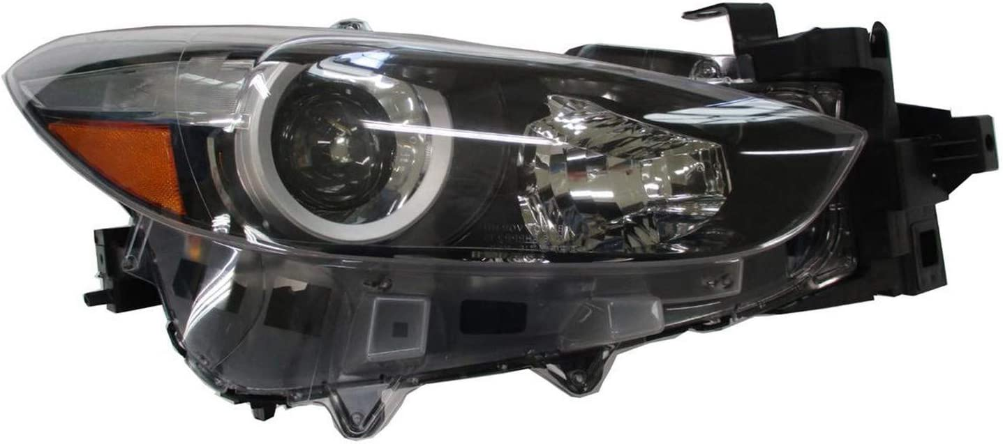No variation Headlight Multiple Manufactures MA2503149C Standard