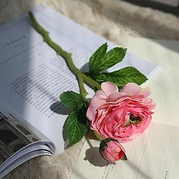 Venmo Kunstseide Gefalschte Blumen Kleine Daisy Rose Hochzeit