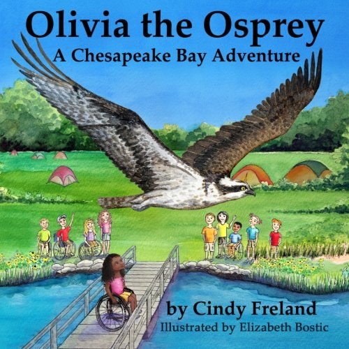 Download Olivia the Osprey: A Chesapeake Bay Adventure PDF