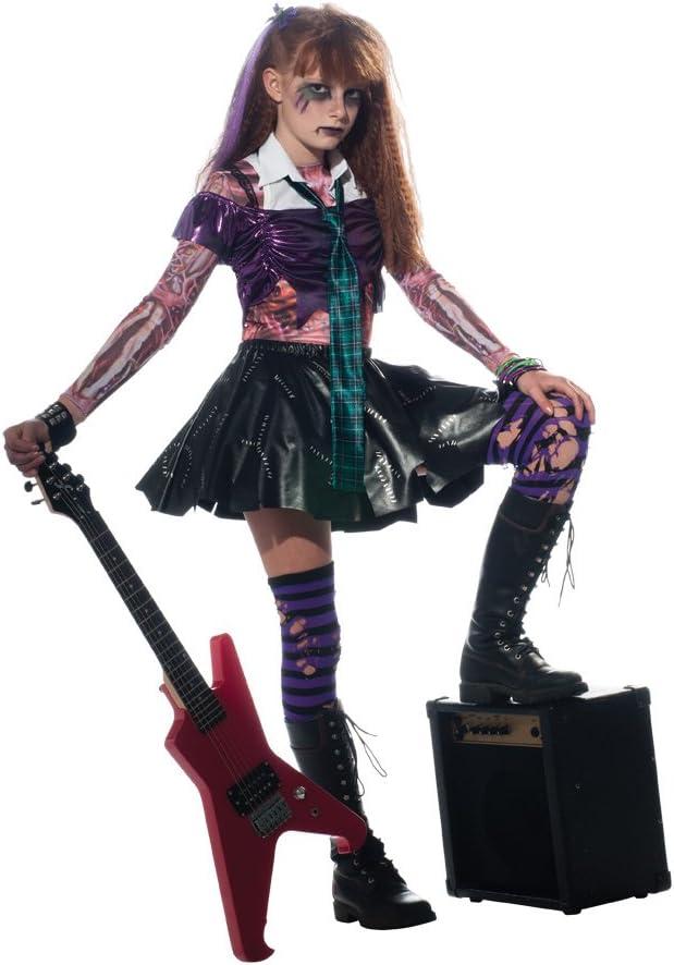 Disfraz rockera