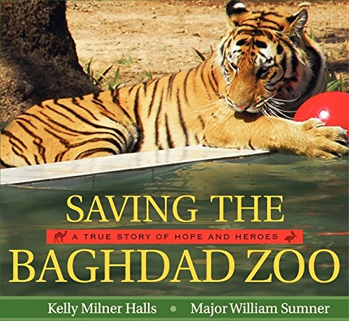 Saving Baghdad Zoo Story Heroes product image