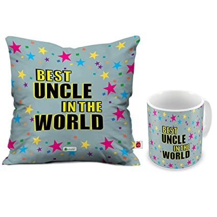 Buy Indi ts Best Uncle in The World Quote Seamless