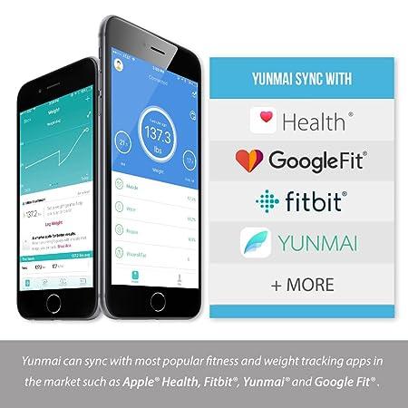 Amazon Yunmai Color Smart Scale