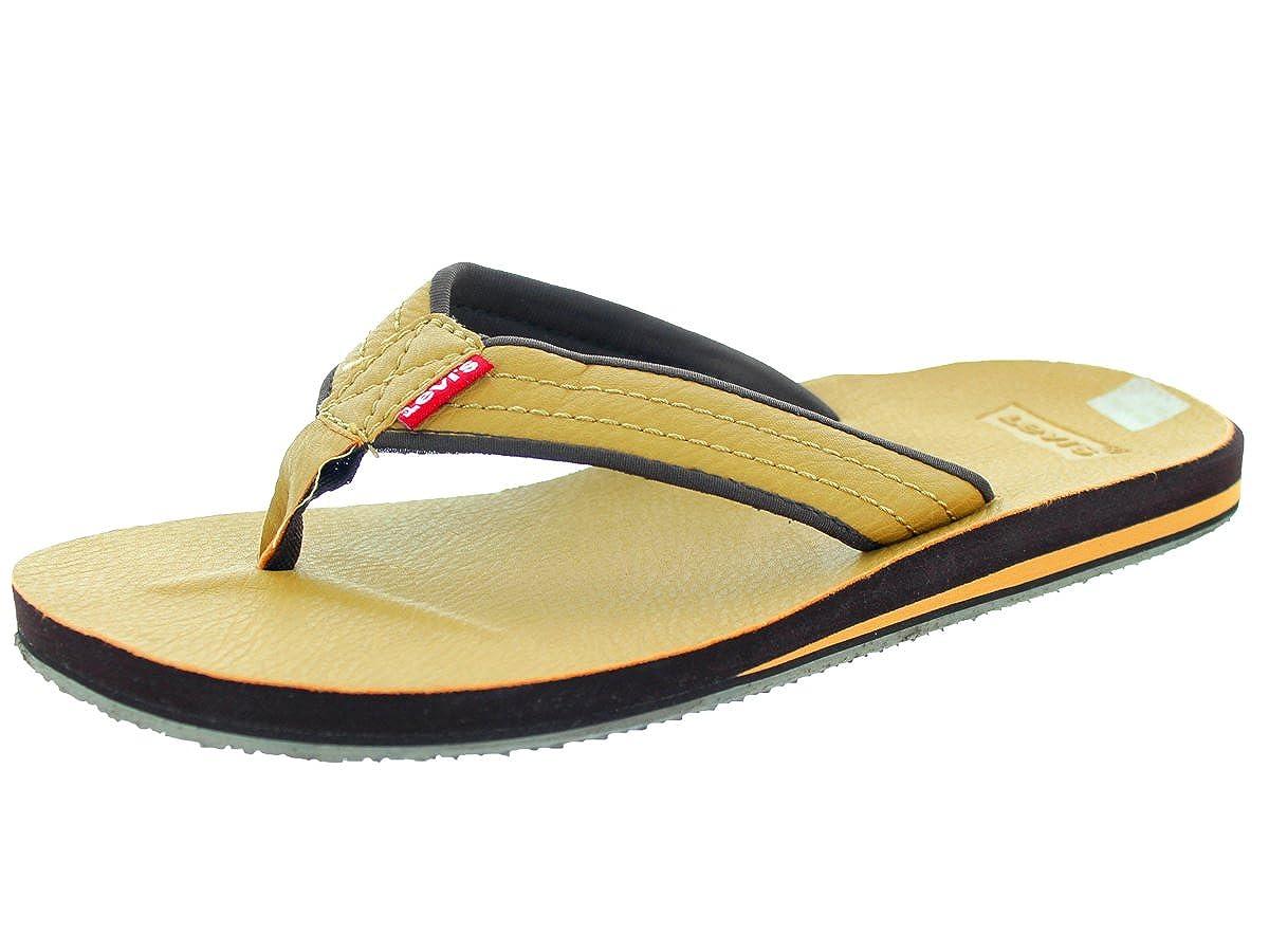 Levi's Brown Flip Flop Sandals Men's Size 11