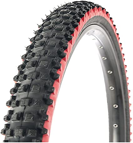 Panaracer Fire XC Pro 2.1 Black//Red Steel Bead