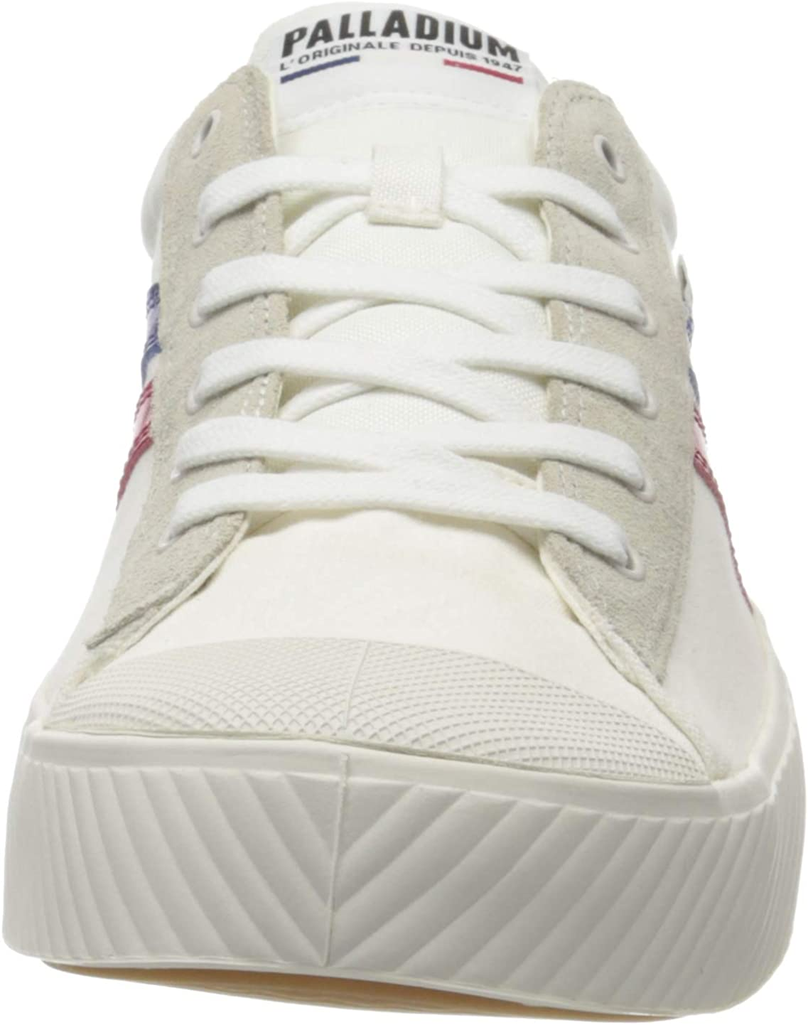 Palladium Men's Low-Top Trainers White (Star White/French S97)