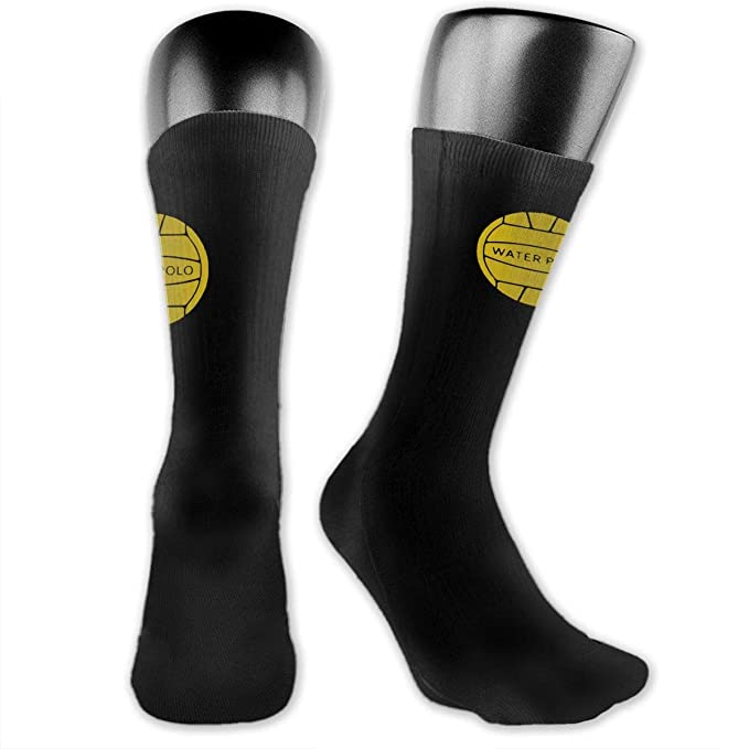 YudoHong socks Water Polo Ball Calcetines Unisex The-Calf ...