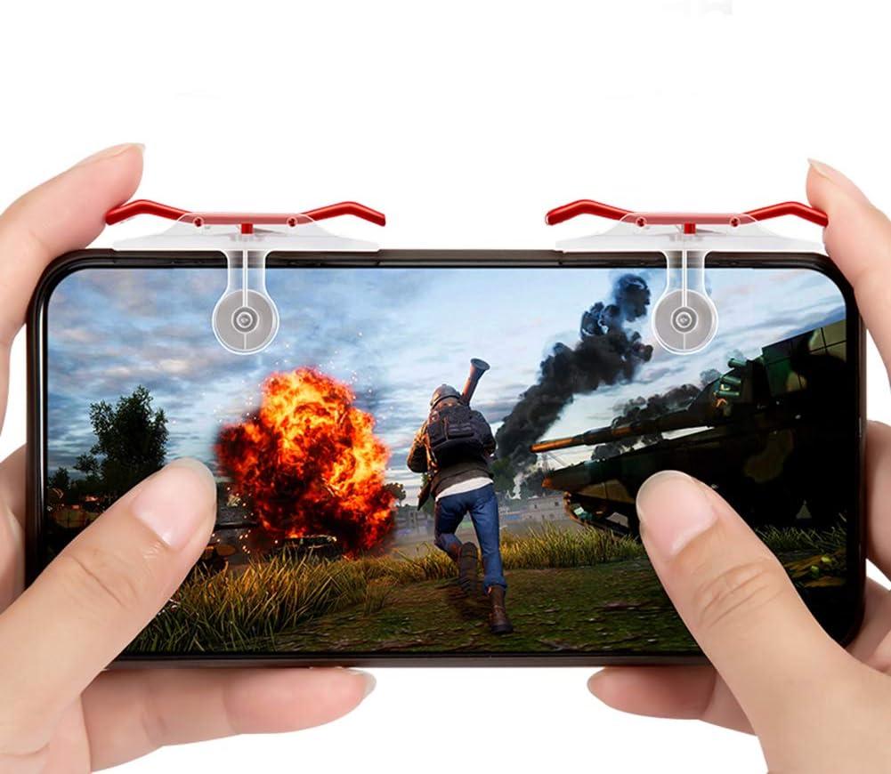 Gamepad Joystick para Pubg Mobile Controller L1 R1 Shoot Handle Gamepad For out Trigger Fire Game Joystick YIQIN Gamepad