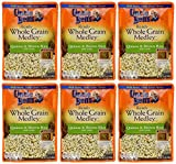 quinoa with brown rice - Uncle Ben's, Ready Rice, Whole Grain Medley, Quinoa & Brown Rice, 8.5oz Pouch (Pack of 6)