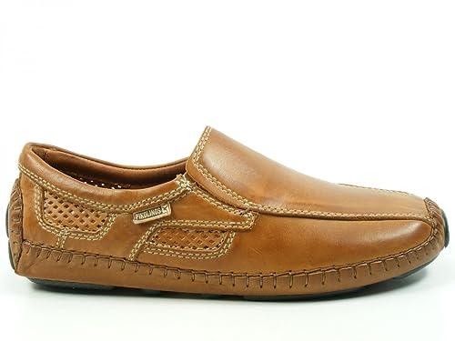 Pikolinos 09Z-3003 Jerez Zapatos Mocasines de cuero para hombre, schuhgröße_1:eur 46;Farbe:Marrón: Amazon.es: Zapatos y complementos