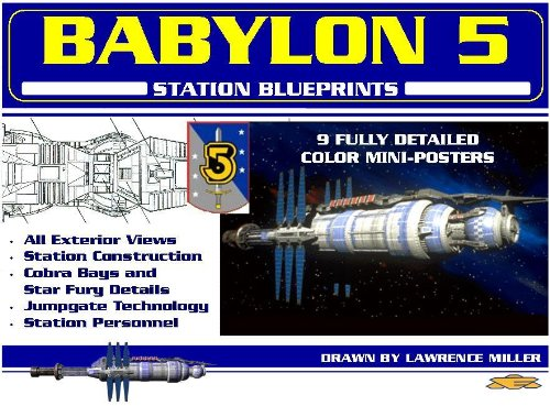Babylon 5 Station Blueprints