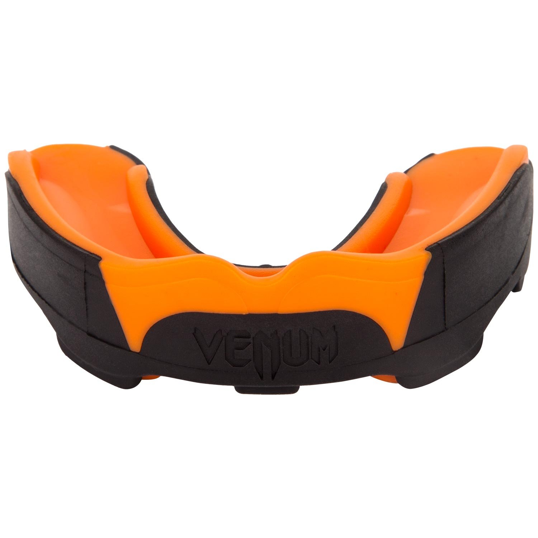 Venum Predator Mouthguard - Black/Neo Orange, One Size