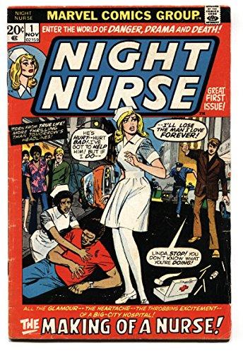 night nurse marvel - 1