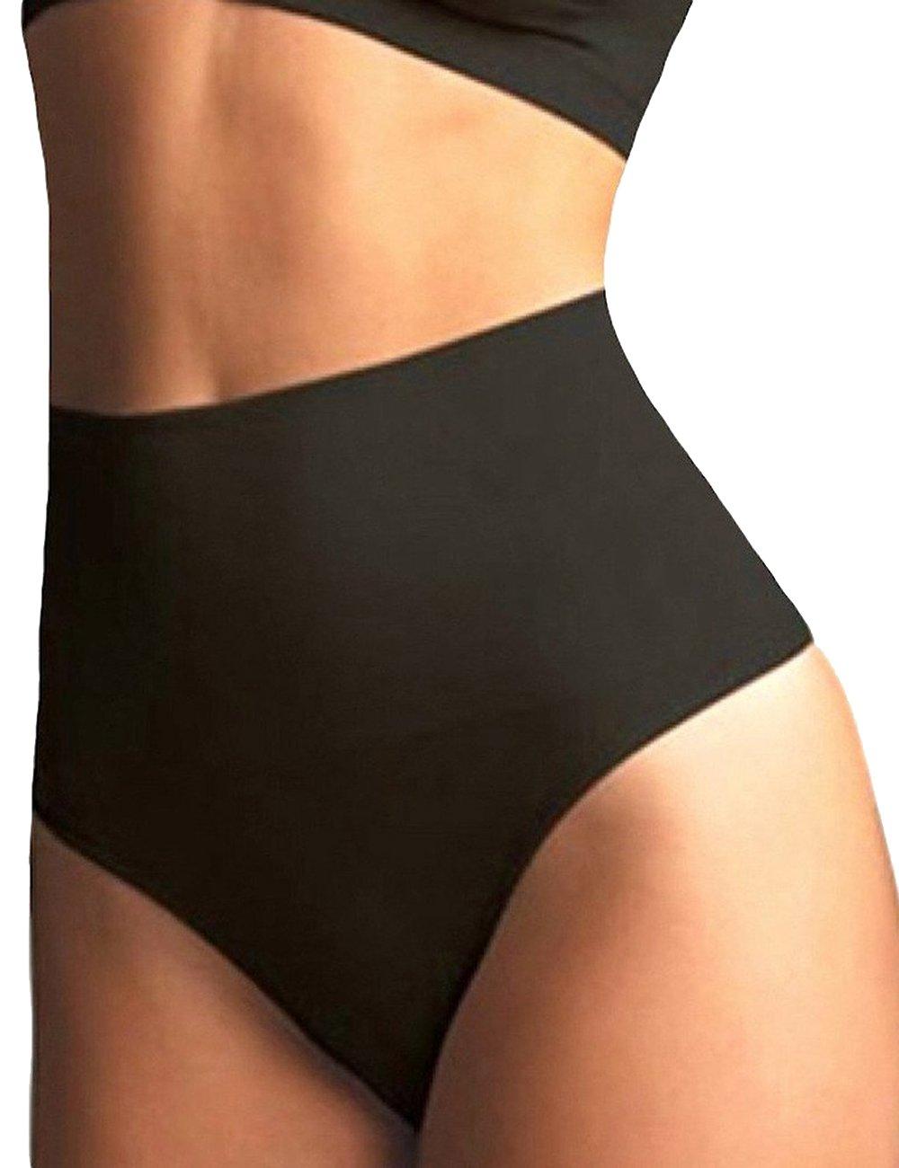 FUT Womens Waist Cincher Body Shaper Trainer Girdle Faja Tummy Control Underwear Shapewear