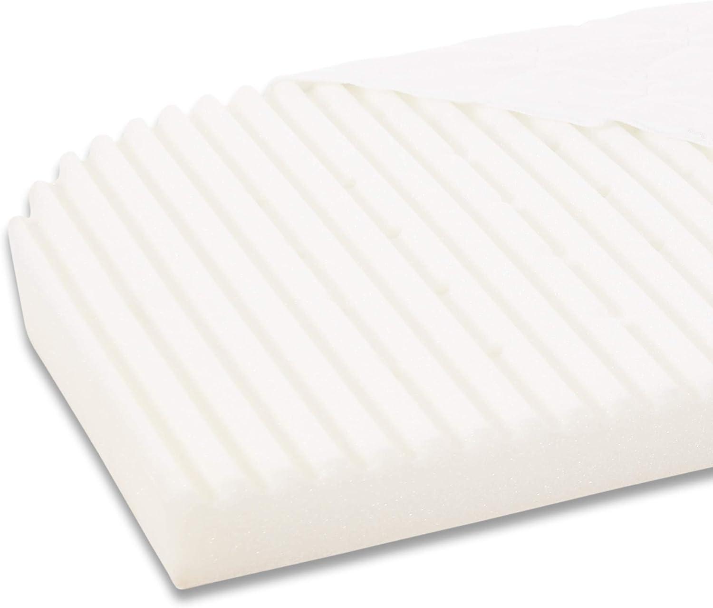 Colch/ón para beb/é Color Blanco Babybay 100538 KlimaWave