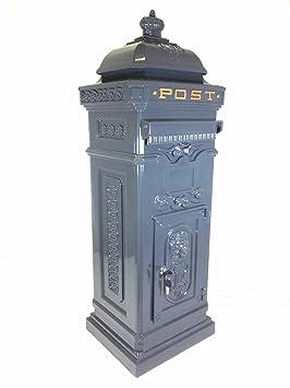 Buzón de correos/buzón independiente aluminio fundido caja ...