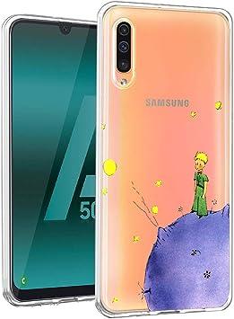 YOEDGE Funda Samsung Galaxy A50 Ultra Slim Cárcasa Silicona ...