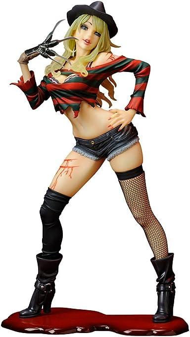 Kotobukiya Horror Freddy vs Jason FREDDY KRUEGER Bishoujo 2nd Edition Statue